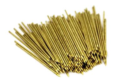 ERTÜRK - 5 cm, Ham Pirinç İğne